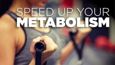 Boost Your Metabolism and Build Muscle