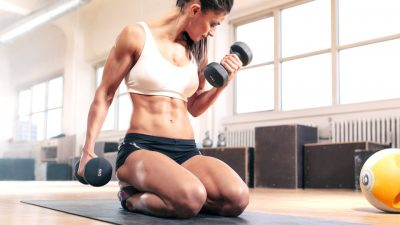 False Strength Training Myths For Women